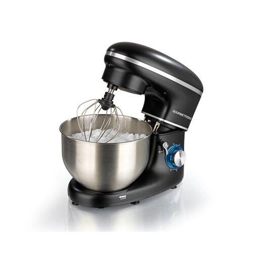 GOURMETmaxx Küchenmaschine, 1.500 W silber