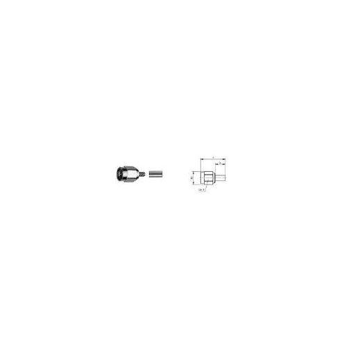Telegärtner - Netzwerkanschluss - SMA (M) - Koax