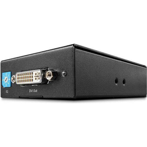 Lindy DVI-D Single Link Repeater - Repeater - DVI - DVI-D / DVI-D - bis zu 40 m
