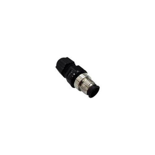 Moxa M12A-8PMM-IP67 - Netzwerkanschluss - 8-polig M12 (M)