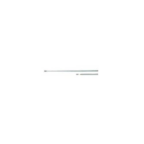 MAUL HEBEL Teleskop-Kugelschreiber Zeigestab und Kugelschreiber in einem, verchromt (63981-09)