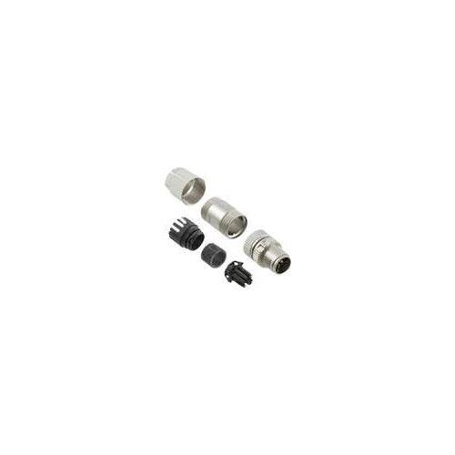 Moxa M12X-8PMM-IP67 - Netzwerkanschluss - 8-polig M12 (M)
