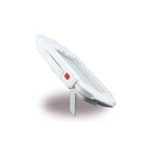 Cyoo Wasserabweisende Fahrrad Handyhalterung / Fahrradhalter - Apple iPhone 6, 6s  Weiss