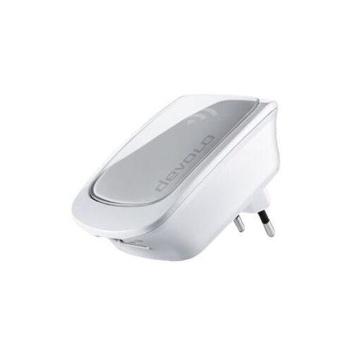 Devolo WiFi Repeater - Wireless Range Extender - 10Mb LAN, 100Mb LAN - 802,11b/g/n - 2,4 GHz (9421)