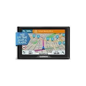 "Garmin Drive 51 WE LMT-S - GPS-Navigationsgerät - Kfz 12,70cm (5"")  Breitbild"