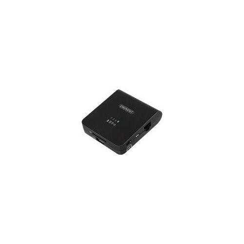 Eminent EM4620 WiFi Travel Reader Pro - Wireless Router - 802.11b/g/n - 2,4 GHz