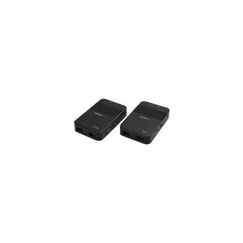StarTech.com HDMI über Wireless Extender 20m - Wireless HDMI Video - 1080p - Wireless Video-/Audio-Erweiterung - bis zu 20 m
