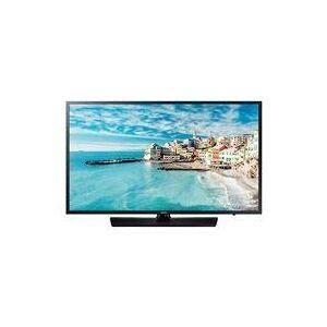 "Samsung HG32EJ470NK - 81.3 cm (32"") Klasse HJ470 Series LED-TV - Hotel/Gastgewerbe - 720p 1366 x 768 - Black Hairline"