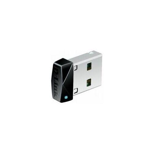 D-Link Wireless N 150 Micro USB Adapter DWA-121 - Netzwerkadapter - USB - 802,11g, 802,11n - für D-Link DIR-600 Wireless 150 Router (DWA-121)