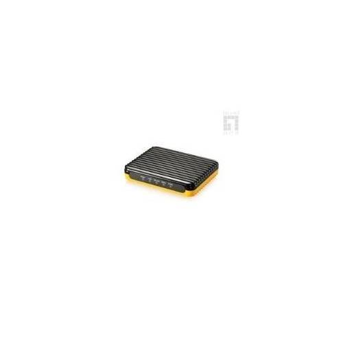 LevelOne WBR-6802 Wireless Travel Router - Wireless Router - 802.11b/g/n - desktop