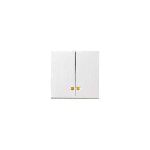 GIRA 0631 27 Lichtschalter Weiß (063127)