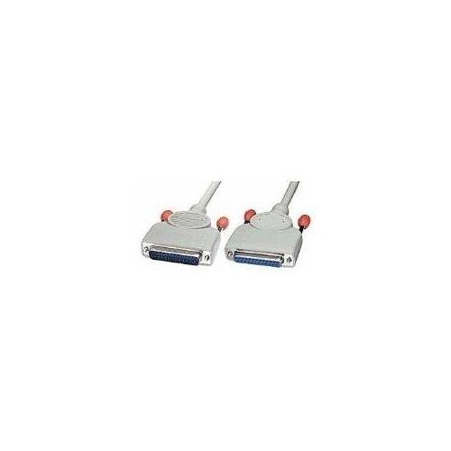 Lindy - Modemkabel - DB-25 (M) - DB-25 (W) - 5,0m - geformt (31378)