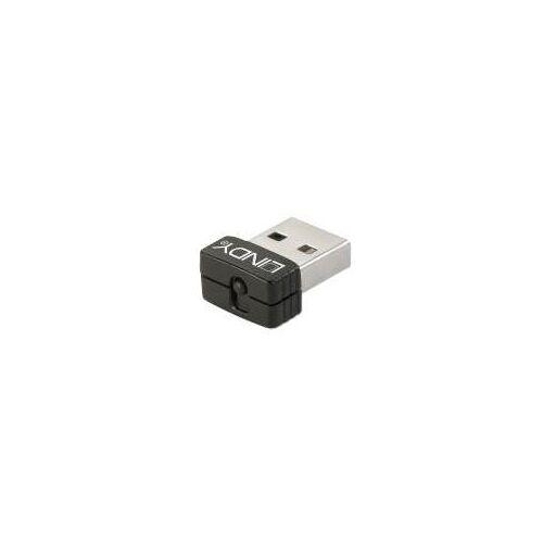 Lindy Wireless LAN Nano Adapter - Netzwerkadapter - USB2.0 - 802,11n (52059)