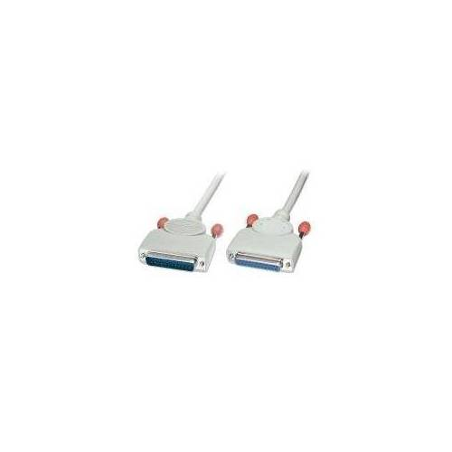 Lindy - Modemkabel - DB-25 (M) - DB-25 (W) - 10,0m - geformt (31380)