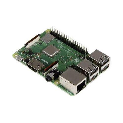 Raspberry 3B+ - Pi 3 B+ 4x 1.4 GHz 1 GB RAM WLAN BT (Raspberry Pi 3B+)