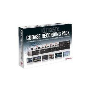 Steinberg Ultimate Cubase Recording Pack - Audio-Schnittstelle - 24-Bit - 192 kHz - USB2.0 (45852)
