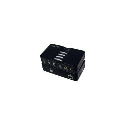 LogiLink USB Sound Box Dolby 7.1 - Soundkarte - 48 kHz - 7.1 - USB