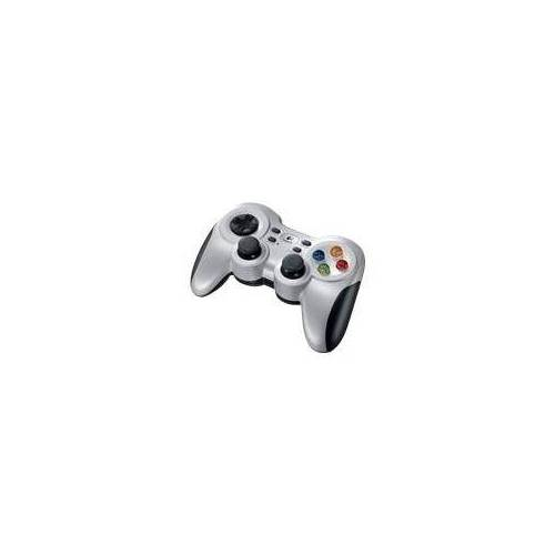 Logitech Wireless Gamepad F710 - Gamepad - 10 Tasten - drahtlos - 2,4 GHz - für PC (940-000145)