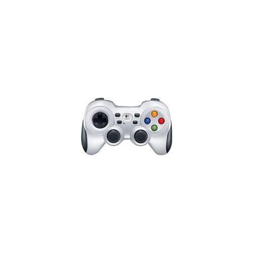 Logitech Wireless Gamepad F710 - Game Pad - 10 Tasten - kabellos - 2.4 GHz - für PC