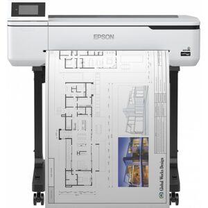"Epson SureColor SC-T3100 - 610 mm (24"") Großformatdrucker - Farbe - Tintenstrahl - Rolle A1 (61,0 cm) - 2400 x 1200 dpi - Gigabit LAN, Wi-Fi(n), USB3.0 (C11CF11302A0)"