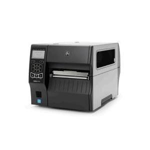 Zebra ZT400 Series ZT420 - Etikettendrucker - monochrom - direkt thermisch/Thermoübertragung - Rolle (17,8 cm) - 203 dpi - bis zu 305 mm/Sek. - USB 2.0, LAN, seriell, USB-Host, Bluetooth 2.1 (ZT42062-T0E00C0Z)