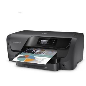 HP Inc HP Officejet Pro 8210 - Drucker - Farbe - Duplex - Tintenstrahl - A4 - 1200 x 1200 dpi - bis zu 22 Seiten/Min. (s/w) / bis zu 18 Seiten/Min. (Farbe) - Kapazität: 250 Blätter - USB, LAN, Wi-Fi(n) (D9L63A)