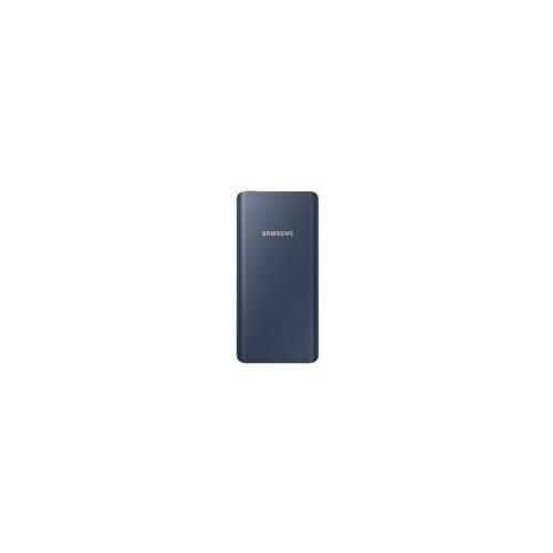 Samsung EB-P3000 - Powerbank - 1000 mAh - 1.5 A (USB) - auf Kabel: Micro-USB - marineblau - für Galaxy A8 (2018) Enterprise Edition