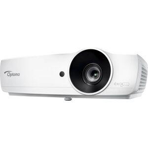 Optoma W461 - DLP-Projektor - tragbar - 3D - 5000 lm - WXGA (1280 x 800) - 16:10 - 720p