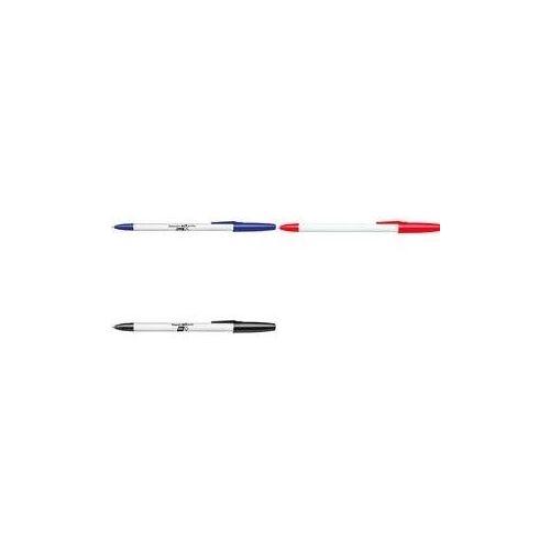 """Luxor Kugelschreiber ECO """"Stick"""", 48er Box, rot, 0,7 mm Eco-Standard-Kugelschreiber, Strichstärke: 0,7 mm - 1 Stück (513-07/48)"""