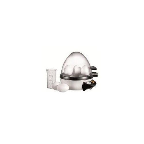 UNOLD EIERKOCHER WHITE LINE - Eierkocher - 350 W - Weiß/Anthrazit (38641)
