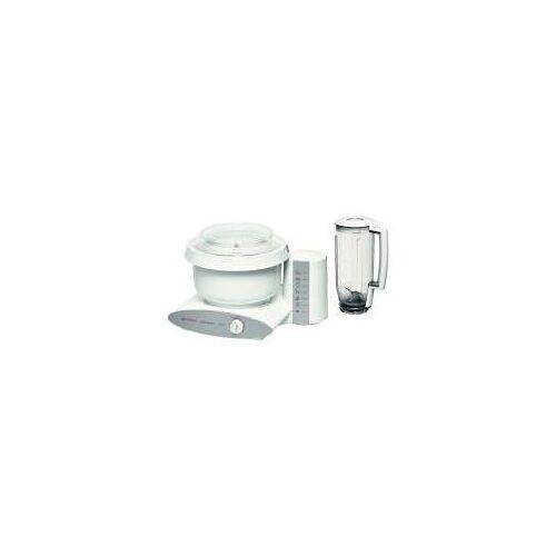 Bosch Universal Plus MUM6N11 - Küchenmaschine - 800 W - weiß