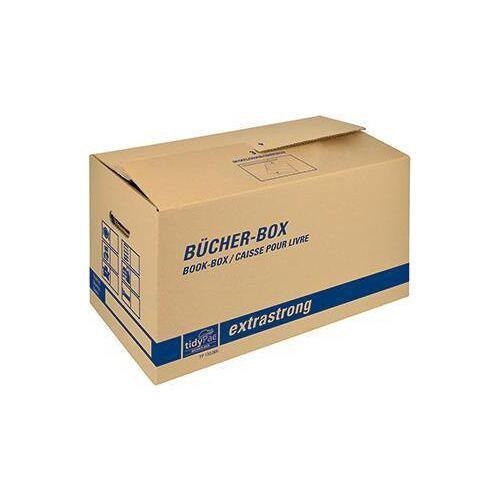 Dinkhauser Kartonagen tidyPac Umzugskarton TP110.005 575x295x335mm braun (TP110.005)