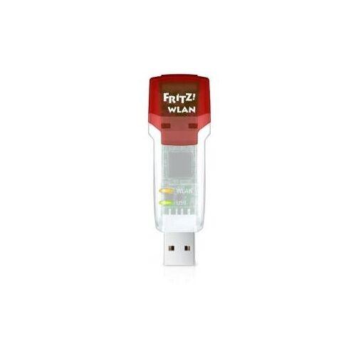 AVM FRITZ!WLAN Stick AC 860 - Netzwerkadapter - USB 2.0/USB 3.0 - 802.11b, 802.11a, 802.11g, 802.11n, 802.11ac