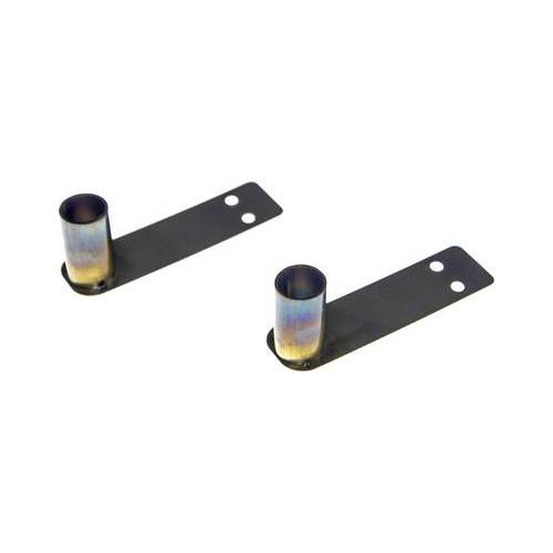Absima 1:10 Stahl Auspuff Attrappe mit LEDs (2320060)