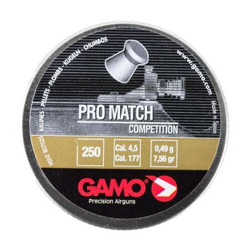 Gamo Diabolos Gamo Pro-Match glatt 4,5 mm