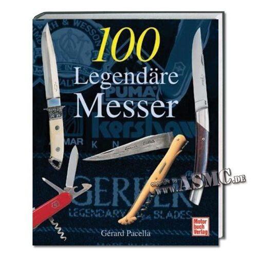 Paul Pietsch Verlag Buch 100 legendäre Messer