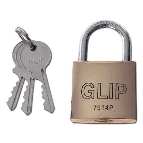 MFH Vorhängeschloss MFH mit 3 Schlüsseln