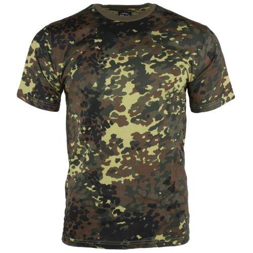 T-Shirt flecktarn