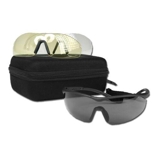 Mil-Tec Schutzbrillen-Set ANSI EN 166