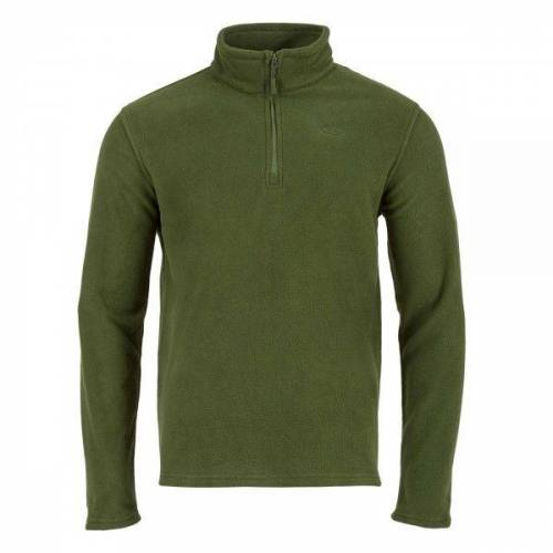 Highlander Pullover Ember Fleece oliv