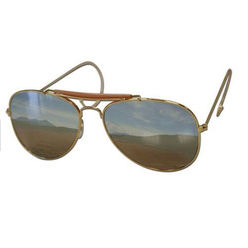Mil-Tec Sonnenbrille verspiegelt