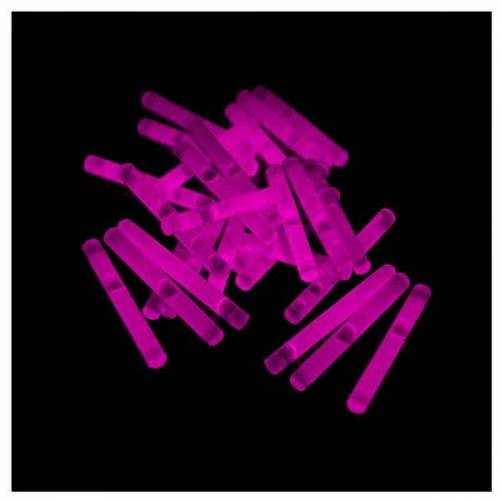 KNIXS Knicklicht Micro 50 Stück pink