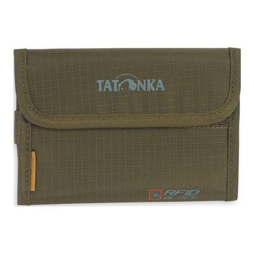 Tatonka Geldbörse Euro Wallet RFID B oliv