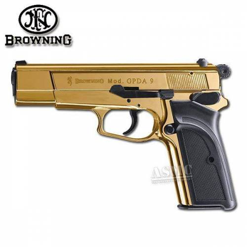 Browning Pistole Browning GPDA9 gold