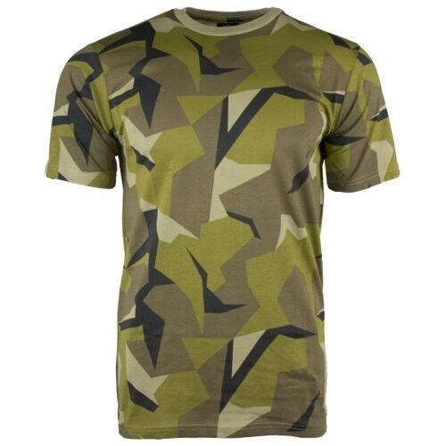 Mil-Tec T-Shirt schwedisch-tarn