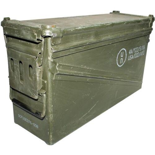 US Army Munikiste US Größe 5 gebraucht