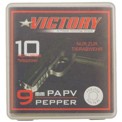 Victory Pfeffermunition cal. 9 mm 10 Stück