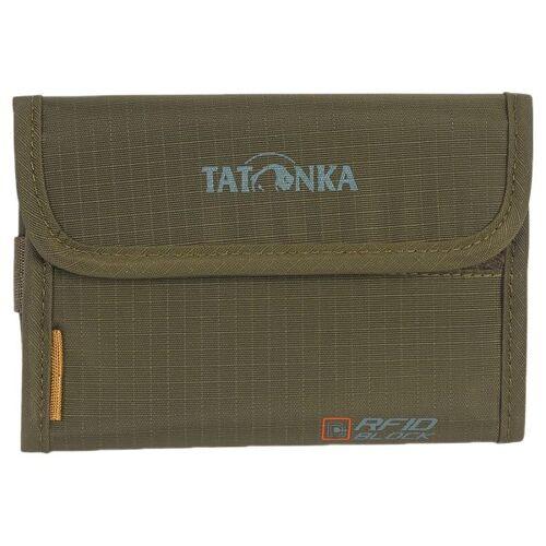 Tatonka Geldbörse RFID B oliv