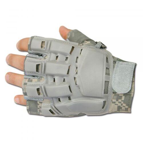 Gotcha-Paintball Handschuhe Halffinger AT-digital