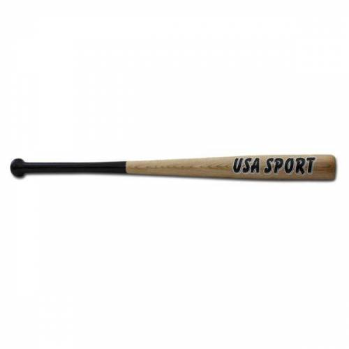 Baseballschläger Holz Natur 31